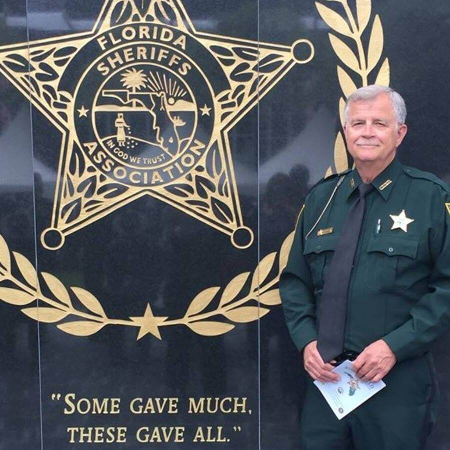Sheriff Glenn Kimbrel