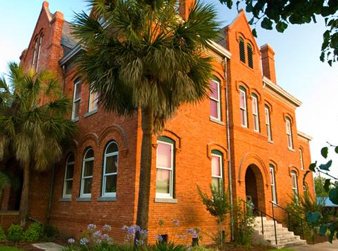 Calhoun County Historic Courthouse