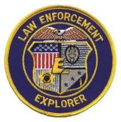 Law Enforcement Explorer Logo